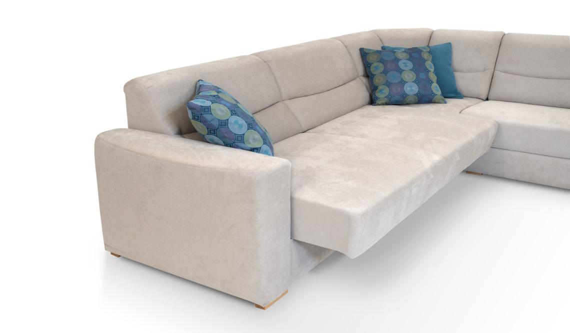 sofa decken amazing modernes doppelhaus mit bietet bequemes wohnen moderne einrichtung weie. Black Bedroom Furniture Sets. Home Design Ideas