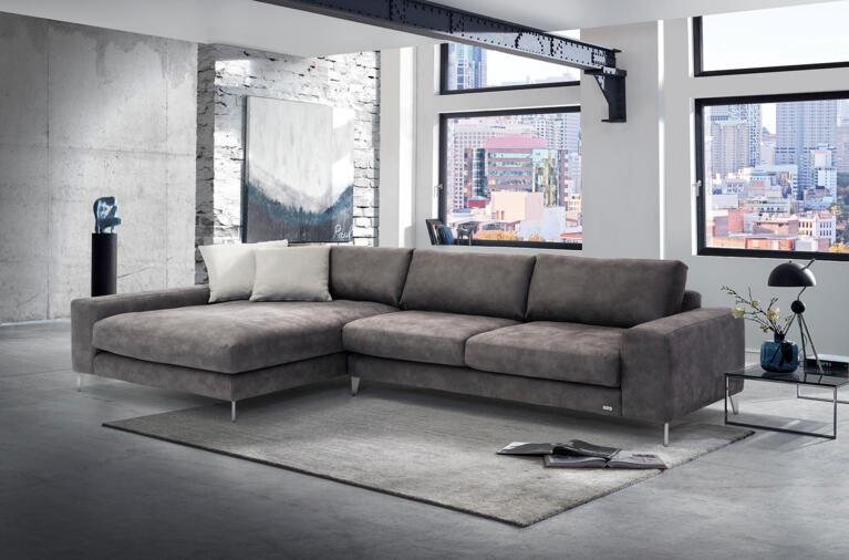 Aurora Sofa Couch Boxspringbett Aus Osterreich Sedda Polstermobel
