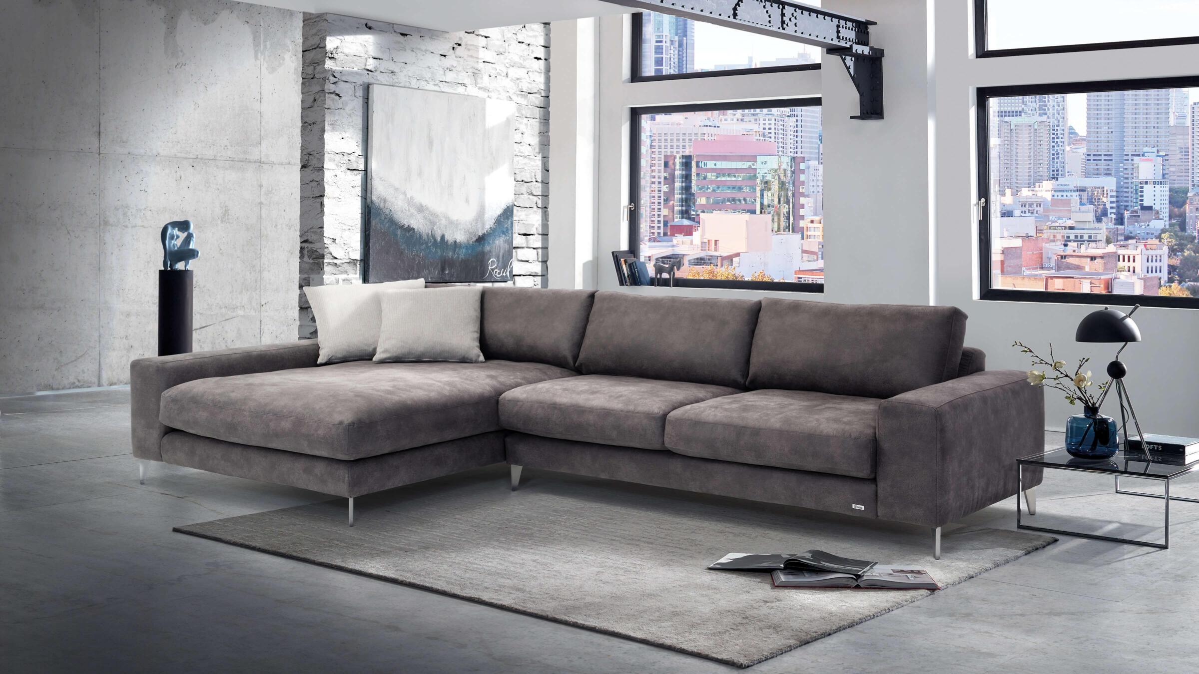 sofa couch bett aus sterreich sedda polsterm bel. Black Bedroom Furniture Sets. Home Design Ideas