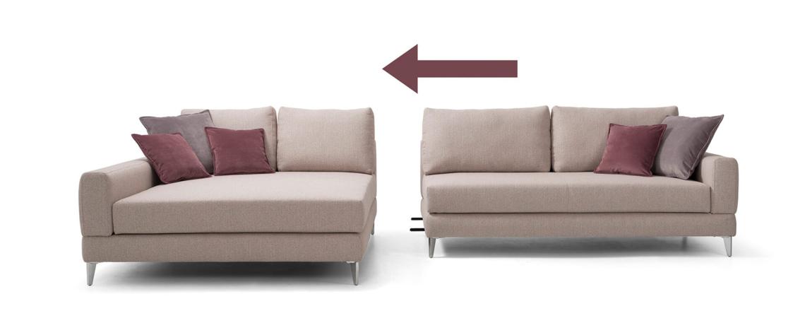 Bellini sofa couch boxspringbett aus sterreich for Sofa verbinder