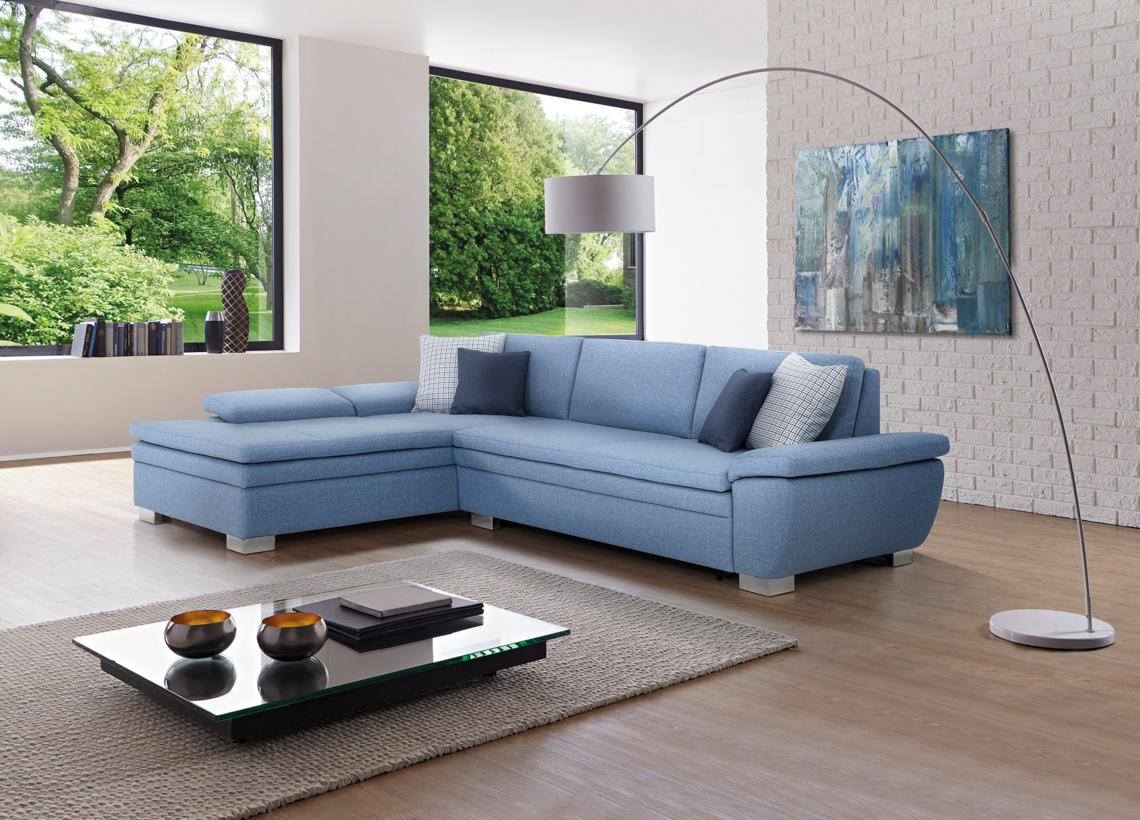 Liegewiese sofa trendy sofa leon stoffbezug grau ca x x - Liegewiese selber bauen ...