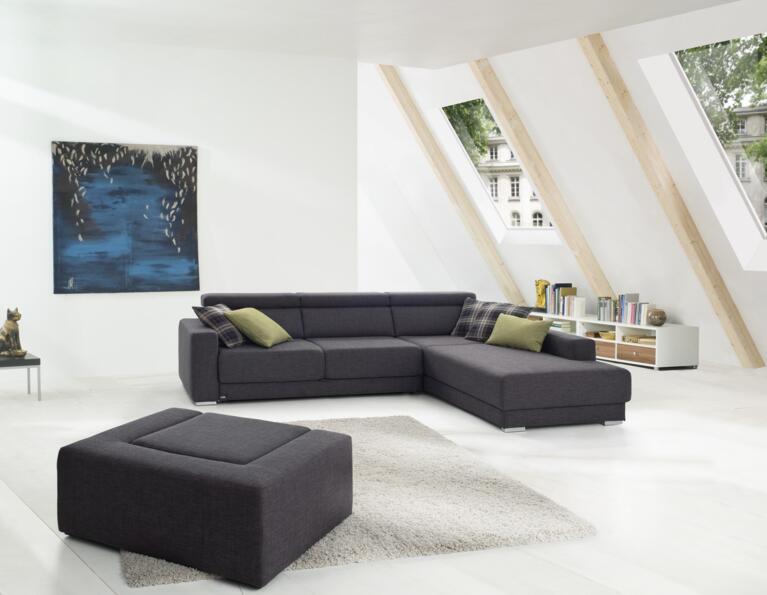 Gamma | Sofa, Couch & Boxspringbett aus Österreich | SEDDA Polstermöbel